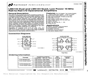 LM6132BIM.pdf