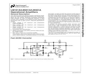 LM301AJNOPB.pdf