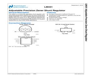LM431AIM3N1E.pdf