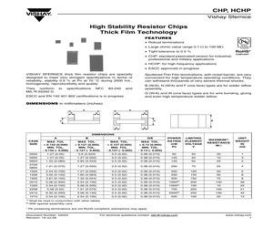 CHP0805K1010DBT.pdf