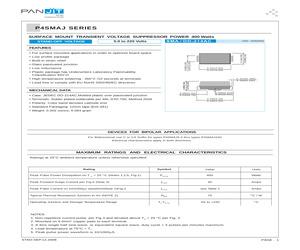 P4SMAJ20AT/R13.pdf